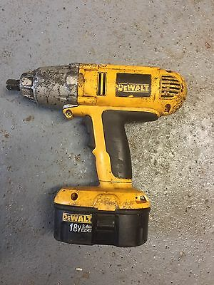 "dewalt impact driver 1/2"" Drive. 18v With Charger"