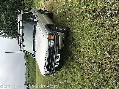 2000 landrover discovery td5 es  off road prepared
