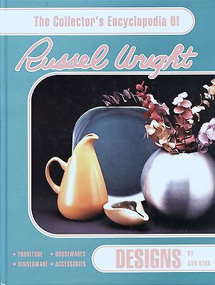 Russel Wright Collectibles - Aluminum Ceramics Glass Furniture / Book + Values