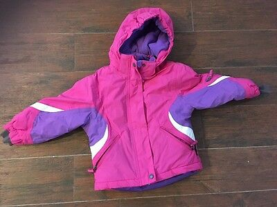 Girls Crane Size 4 Ski Jacket