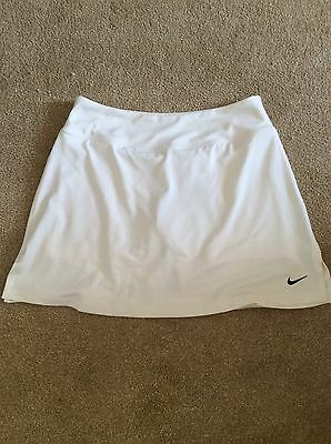 Women's Nike White Dri-Fit Tennis Skort Size Small BNWT