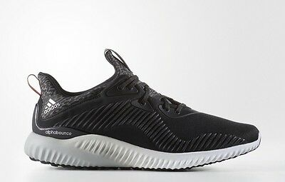 Adidas MEN'S RUNNING ALPHABOUNCE SHOES Size: 11