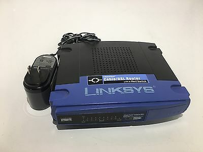 Great Linksys Etherfast Cable BEFSR81