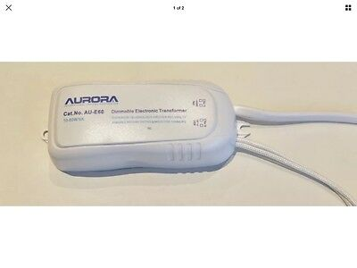 2 X Aurora AU-E60 Premium Dimmable Transformer VA (6 Mth Warranty Included)