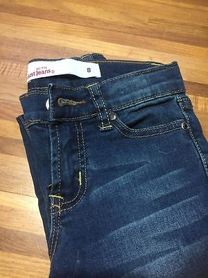 Just Jeans Size 8 Skinny Jeans, Blue, Like Brand New, Excellent Condition Kids