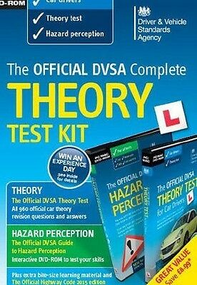 Dvsa theory test kit