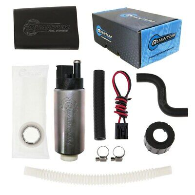 NEW HFP 255LPH Intank Fuel Pump with Install Kit - Replaces WALBRO GSS340