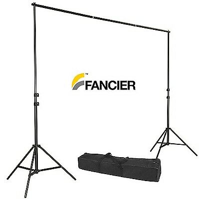 Background Stand Backdrop Support System Kit 8ft by 10ft wide By Fancier Stud...