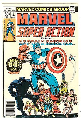 Marvel Super Action 1