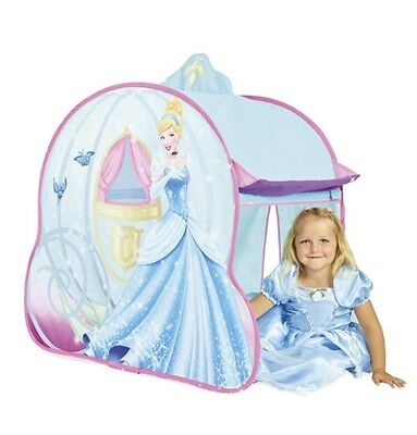Getgo Cinderella Pop Up Play Wendy House Tent Carriage Brand New 2 Years And Up