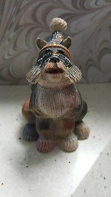 "G DeBrekht ""Corky the Dog"" Join the Circus Series Limited Edition Figurine"