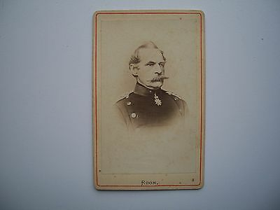 Antique Photo CDV by J. Andrew Graham Montreal Quebec Canada 1860's