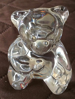 Crystal Collectable Bear