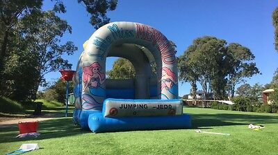 Funtime Inflatables Jumping Castle Hire Blacktown Sydney Based!