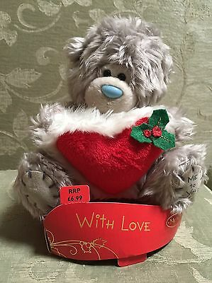 "ME TO YOU TATTY TEDDY WITH LOVE ""HEART"" BEAR 6 Inches"