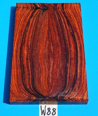 Cocobolo Knife Blank Handle Scales<>Exotic Wood/exotic Lumber