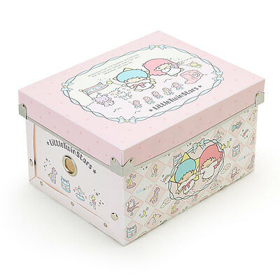 Little Twin Stars assembly storage box S SANRIO from Japan kawaii SHIPPING FREE