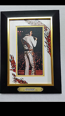 """Elvis Presley's Portraits of Style """"Tiger on the Prowl"""" by Bradford Exchange"""