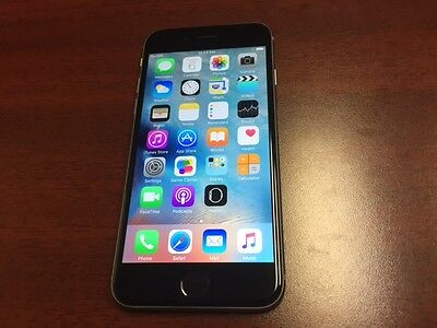 Apple iPhone 6 16GB A1549 - Space Grey (Rogers Wireless) Good-Fair Condition