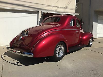 1939 Ford Other Deluxe 1939 FORD DELUXE COUPE HOT ROD
