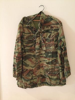 French 47/56 Lizard Paratrooper Smock Indochina Large Size