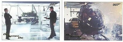 2017 James Bond Archives Final Edition Die Another Day PARALLEL Matching 091/250