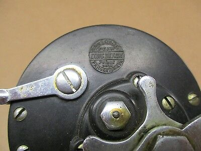 Vintage Penn LONG BEACH 300yd Conventional Reel Made in USA **RARE**************