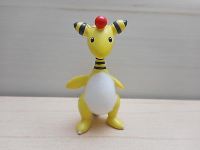 Pokemon Tomy Ampharos Figure Monster Collection Rare Original