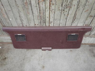 Jeep Cherokee  XJ   84-96   Maroon Interior Hatch Panel    FREE SHIPPING