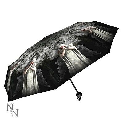 Only Love Remains Umbrella by Anne Stokes