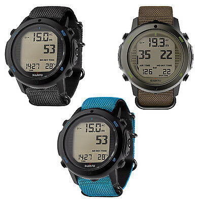 Suunto D6i Novo Zulu with USB Diving Computer Diving watch