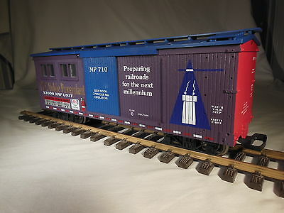 Y2K USA Trains Power & Light Car Sound Metal Wheels
