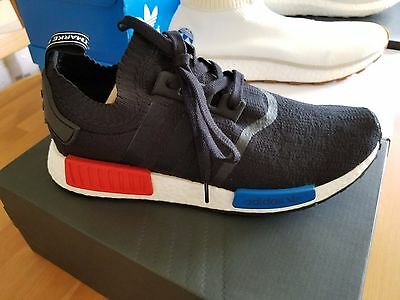 Adidas NMD OG Black Red Blue Size 10 s79168