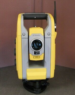 "Trimble S3 2"" 2.4 Ghz robotic, With active track"