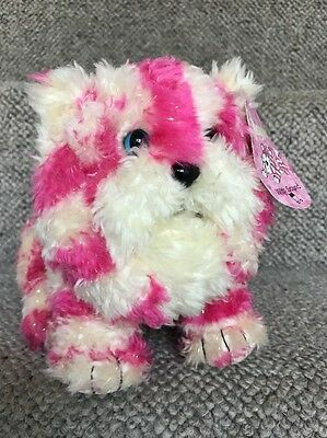 """Bagpuss Plush Soft Toy Whitehouse Leisure 7"""" With Sound"""