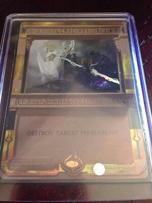 MtG Magic: the Gathering Amonkhet Invocation Vindicate FOIL NM