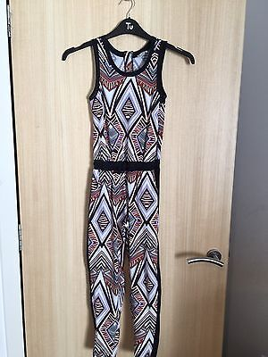 Girls River Island Jumpsuit 9-10 Years