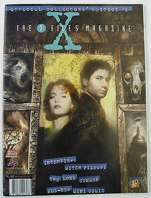 Collectable X Files Official Collectors Magazine Edition 2 Winter 1997
