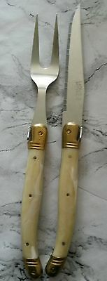 Knife & Fork set by LAGUIOLE France... New