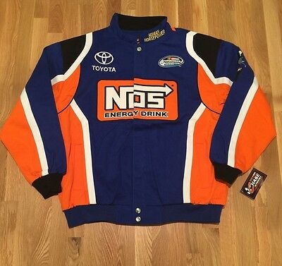 NWT Chase Authentic Kyle Busch #18 Nascar Jacket NOS