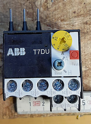 ABB T7DU Thermal Overload Relay