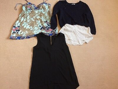 Ladies Bundle Of 3 Size 8 Tops