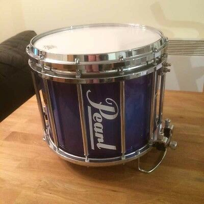 Pearl FFXPB Pipe Band Snare Drum Marching High Tension Snare Drum