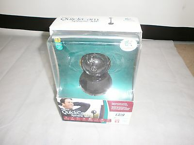 Logitech Quickcam Sphere Mp Hd Video Photo Camera Webcam Usb 2.0 * New *