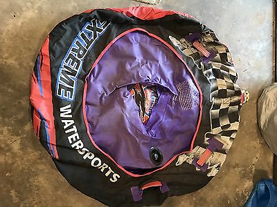 Ski Tube Biscuit X 2 Rope, PFD Vests XL X 2