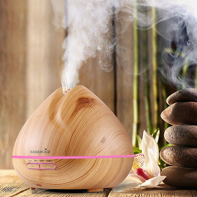 Free Ship Ultrasonic Humidifier Portable Essential Oil Aroma Diffuser For Winter