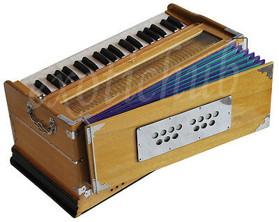 HARMONIUM~MAGIC VOICE~PETI~BAJA~3¼ OCTAVE-440Hz~SHRUTI~YOGA~MANTRA~KIRTAN~BHAJAN