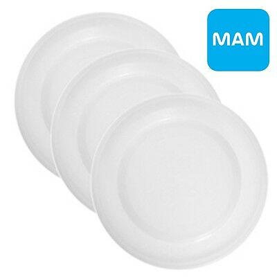 MAM Sealing Discs 3 Pack or 6 Pack- Transform MAM bottles to Storage Containers!