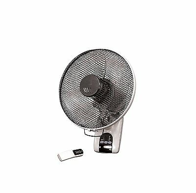 """Vent Axia 427583 Remote Controlled Wall Fan 12"""" Summer Cooling"""