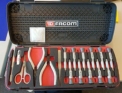 "Coffret FACOM MT-J1 ""Micro-Tech"" 16 outils NEUF"